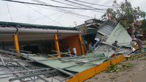 Tin bão số 1: Thái Bình vẫn tan hoang sau bão