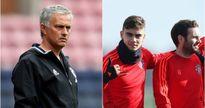 8 cầu thủ nào sắp bị Mourinho đẩy khỏi Man United?