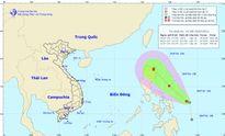 Áp thấp nhiệt đới có khả năng sẽ mạnh lên thành bão