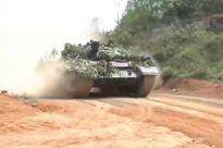 Cực hiếm cảnh xe tăng T-62 của Việt Nam tác chiến