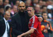 Bị Ribery chê tơi tả, Pep Guardiola đáp trả