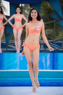 """Ngắm nhan sắc """"bản sao"""" của Tăng Thanh Hà tại cuộc thi Hoa hậu Việt Nam 2016"""