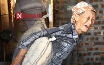 80 tuổi, cụ bà vẫn phụ hồ, bê xi măng như cô gái tuổi đôi mươi