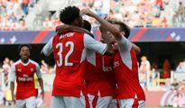 Arsenal thắng các ngôi sao MLS