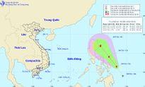 Áp thấp nhiệt đới mới có thể mạnh lên thành bão