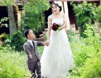Đám cưới đẹp như mơ của chú rể lùn và cô dâu xinh đẹp ở Thanh Hóa