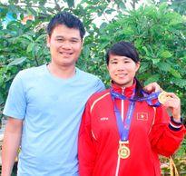 Cô sinh viên kiêm phụ hồ Việt giành vé dự Olympic