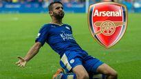 Mahrez đạt thỏa thuận cá nhân với Arsenal