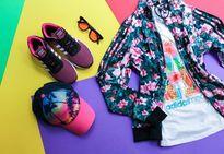 Gợi ý chọn trang phục ngày hè cho bạn trẻ năng động
