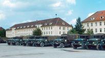 Căn cứ đặc nhiệm Mỹ tại Đức bị trộm vũ khí