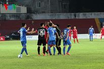 Hoãn trận derby Đông Bắc Than Quảng Ninh – Hải Phòng vì bão số 1