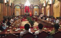 Phó Chủ tịch nước tiếp đoàn đại biểu tỉnh Kon Tum