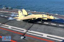 Phi công J-15 tử nạn sau ánh hào quang