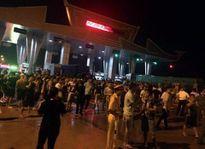 Người dân lại chặn cầu Việt Trì: ''Chúng tôi đã hứa''