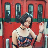 Hot girl Hà thành 19 tuổi 'gây bão' trên Instagram