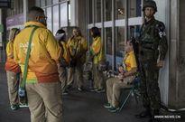 Chùm ảnh an ninh thắt chặt trước thềm Olympic Rio 2016