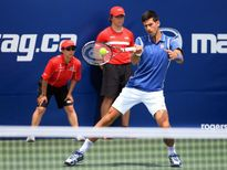 Djokovic lần đầu gặp Monfils sau hai năm