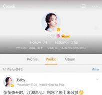 Victoria bỏ tên F(x) khỏi miêu tả lý lịch trên Weibo