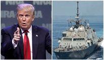 WashingtonPost: lợi dụng bầu cử Mỹ, TQ sẽ gây căng thẳng ở Biển Đông