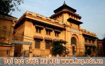 Đại học Dược Hà Nội xét tuyển Cao đẳng Dược chính quy năm 2016