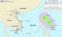 Áp thấp nhiệt đới có thể thành bão trong 24 giờ tới