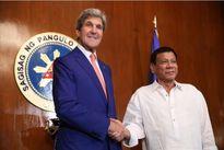 Mỹ-Philippines vẫn sẽ lấy phán quyết của Tòa trọng tài để áp chế Trung Quốc