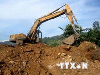 Gia Lai siết chặt quản lý khai thác khoáng sản ở Phú Thiện