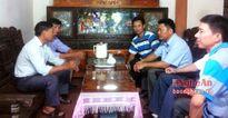 Thị xã Hoàng Mai thăm hỏi nạn nhân đuối nước và tai nạn