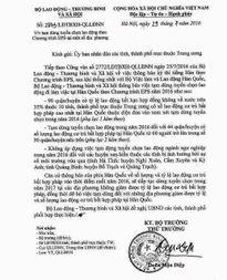 Nghệ An có 11 địa phương bị cấm xuất khẩu lao động sang Hàn Quốc
