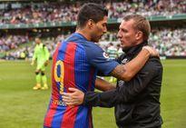 Đội trưởng Messi truyền cảm hứng cho đàn em hạ sát Celtic