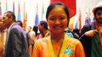 Nghị lực phi thường của nữ sinh đoạt Huy chương Vàng Olympic Sinh học quốc tế 2016