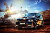 "Carbon Motors ""hồi sinh"" Range Rover thế hệ thứ ba"