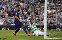 """Barca – Celtic: Ngày của """"kép phụ"""""""