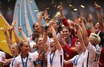 Mỹ nhắm đến 'cú đúp' bóng đá nữ