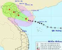 7-9 cơn bão và áp thấp ảnh hưởng đến khu vực Biển Đông