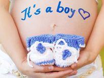 Mang thai con trai, mẹ có thể phải đối mặt với nhiều nguy cơ