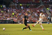 Giao hữu Hè 2016: Liverpool nhận trái đắng trước AS Roma
