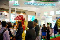 Nông nghiệp Hùng Hậu giới thiệu nhiều sản phẩm mới tại Hội chợ Vietfish 2016
