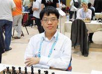Lê Quang Liêm lên hạng 31 thế giới