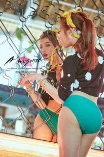 HyunA bị cho rằng chỉ mặc quần lót lên sân khấu biểu diễn