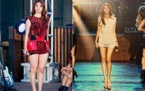 Top sao Hàn khiến fan phục lăn vì giảm cân ngoạn mục