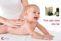 Lí giải cho các mẹ biết, vì sao tinh dầu tràm không thể thiếu trong mỗi gia đình?