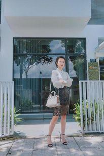 Quỳnh Anh Shyn, Đông Nhi cuốn hút khi diện mốt công sở hàng hiệu