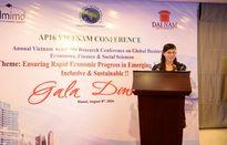 Hội thảo quốc tế AP16 tổ chức thành công tại Việt Nam.