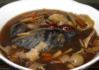 Món ăn tăng chất lượng tinh binh