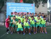 Bóng đá TP.HCM thắng thế tại Hội khỏe Phù Đổng 2016