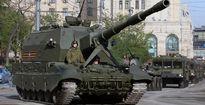 Lộ diện xe tiếp đạn mới của pháo tự hành 2S35 Koalitsiya-SV