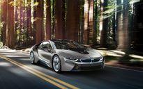 BMW i8 thế hệ mới sẽ được nâng công suất lên 750 mã lực