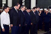 Tổ chức trọng thể Lễ tang nguyên Bộ trưởng Đậu Ngọc Xuân