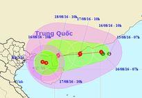 Áp thấp nhiệt đới kép hướng vào Việt Nam